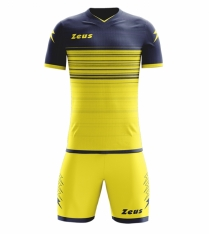 Комплект футбольної форми Zeus KIT ELIO GI/BL