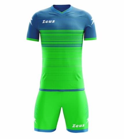 Комплект футбольної форми Zeus KIT ELIO LR/VF