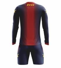 Комплект футбольної форми Zeus KIT ERCOLE BL/RO
