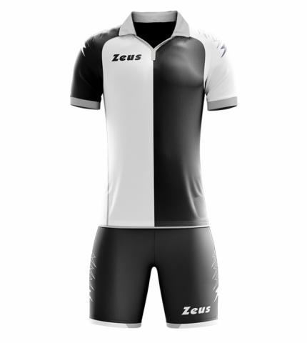 Комплект футбольної форми Zeus KIT GRYFON BI/NE