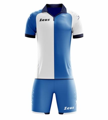 Комплект футбольної форми Zeus KIT GRYFON RO/BI
