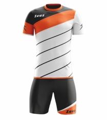 Комплект футбольної форми Zeus KIT LYBRA UOMO BI/AR