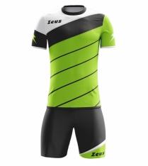 Комплект футбольної форми Zeus KIT LYBRA UOMO VE/NE
