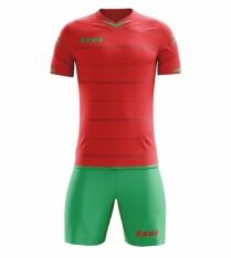 Комплект футбольної форми Zeus KIT OMEGA RE/VE