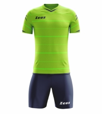 Комплект футбольної форми Zeus KIT OMEGA VF/BL