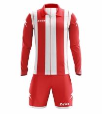 Комплект футбольної форми Zeus KIT PITAGORA RE/BI