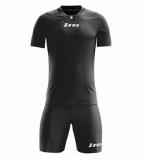 Комплект футбольної форми Zeus KIT PROMO NERO