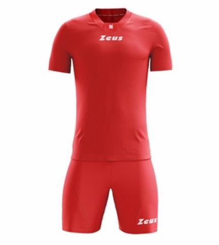 Комплект футбольної форми Zeus KIT PROMO ROSSO