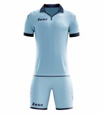 Комплект футбольної форми Zeus KIT SCORPION SK/BL