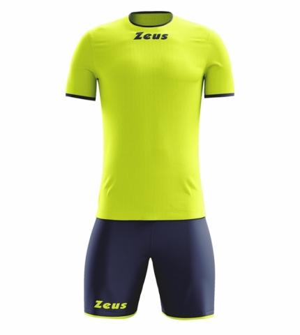 Комплект футбольної форми Zeus KIT STICKER FL/BL
