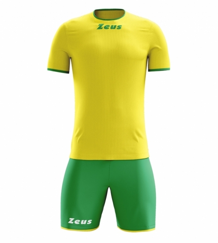 Комплект футбольної форми Zeus KIT STICKER GI/VE