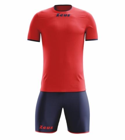 Комплект футбольної форми Zeus KIT STICKER RE/BL