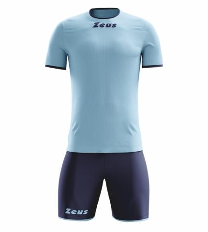 Комплект футбольної форми Zeus KIT STICKER SK/BL