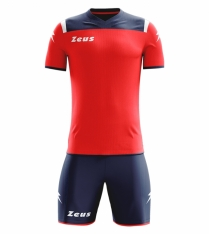Комплект футбольної форми Zeus KIT VESUVIO BL/RE