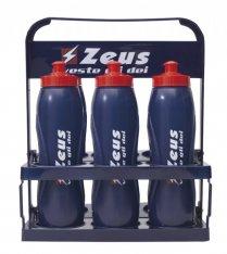 Контейнер для пляшок Zeus KIT CESTELLO + 6 BORRACCE