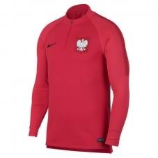 Реглан Nike Poland Dri-FIT Squad Drill