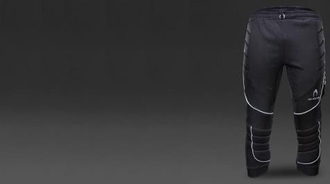 Воротарські штани і шорти