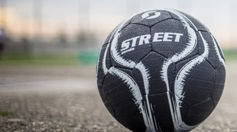 М'ячі для фрістайлу та вуличного футболу